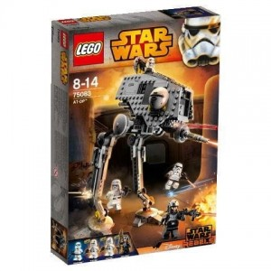 LEGO STAR WARS 75083 AT-DP PILOT sklep 24h Łódź FVAT23%