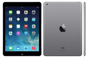 "Tablet APPLE IPAD AIR SPACE GRAY A1474 MD785LL/A Wi-Fi 16GB 9,7"" Refurbished sklep 24h Łódź FVAT23%"