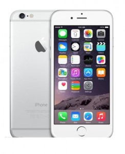 APPLE IPHONE 6 16GB SREBRNY sklep 24h Łódź FVAT23% Refurb