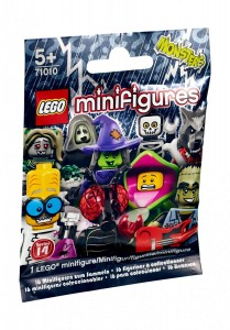 LEGO Minifigures Monsters 71010 seria 14 Potwory!