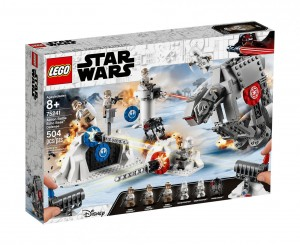 Klocki Lego Star Wars Obrona Bazy Echo 75241 Action Battle Echo Base Defense Sklep 24H Łódź FVAT23%