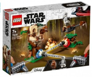 Klocki Lego Star Wars Bitwa na Endorze 75238 Action Battle Endor Assault Sklep 24H Łódź FVAT23%