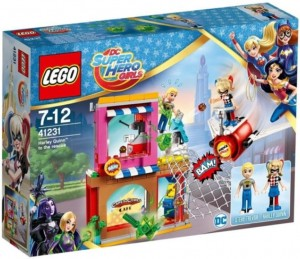 Klocki Lego DC Super Hero Girls Harley Quinn na ratunek 41231 Harley Quinn to The Rescue Sklep 24H Łódź FVAT23%