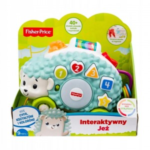 FISHER-PRICE LINKIMAL INTERAKTYWNY JEŻ GJB11