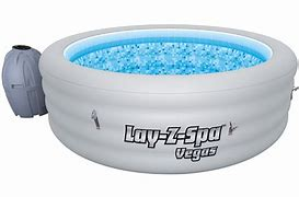 BESTWAY Lay-Z-Spa Vegas 196x61cm 4 do 6 osób