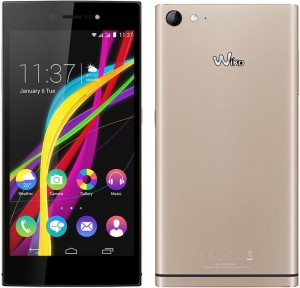 TELEFON Smartfon Wiko Mobile Highway Star Gold 24H Łódź