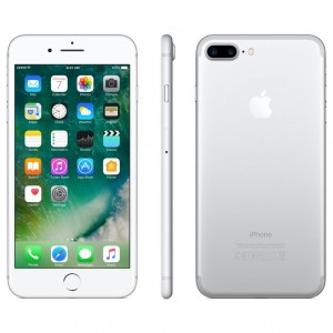 IPHONE 7 PLUS 128GB SREBRNY NOWY FOLIA fvat23% LDZ