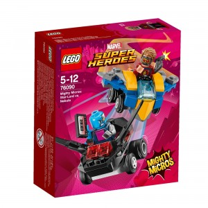Klocki Lego Marvel Super Heroes Star-Lord vs. Nebula 76090 Star-Lord vs. Nebula Sklep 24H Łódź FVAT23%
