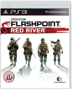GRA PS3 OPERATION FLASHPOINT: RED RIVER FOLIA! LDZ