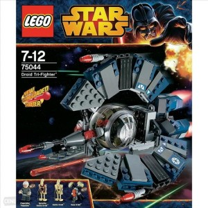 Klocki Lego Star Wars Droid Tri-Fighter 75044 Droid Tri-Fighter Sklep 24H Łódź FVAT23%