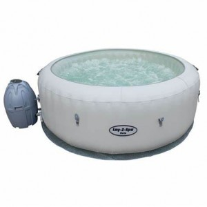 Bestway Jacuzzi SPA LAY-Z-SPA Paris (LED) (54148)