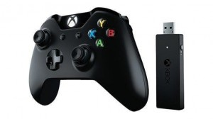 GAMEPAD XBOX ONE + ADAPTER DO PC