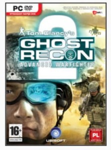 GRA PC TC Ghost Recon: Advanced Warfighter 2 FVAT