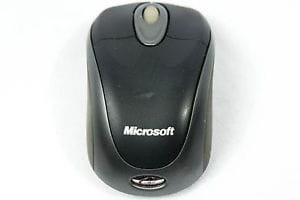 MYSZ MICROSOFT WIRELESS NOTEBOK OPTICAL 3000