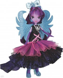 LALKA EQUESTRIA GIRLS SUPER TWILIGHT SPARKLE A8059