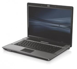 Laptop HP 550 T5670 1.8GHz, 2GB, 250GB, Vista ŁÓDŹ