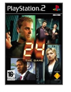 GRA PS2 24: The Game FVAT23% SKLEP ŁÓDŹ 24H